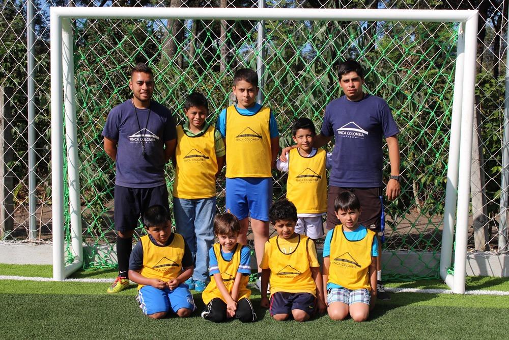 Academia de Fútbol Club Finca Colombia : Club Finca Colombia